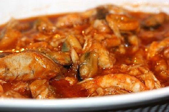 Zuppa Di Pesce Senza Spine Le Ricette Di Ropa55 Fish Chicken E Meat