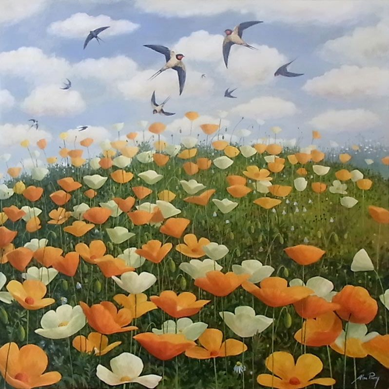 Alan Parry: Swallow Dance