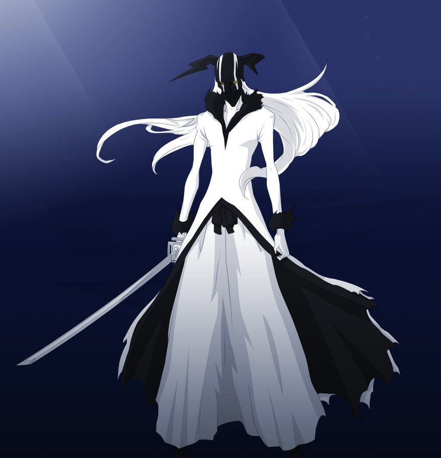 Vasto Lorde Hollow Ichigo 2 | Bleach anime, Bleach anime ichigo ...