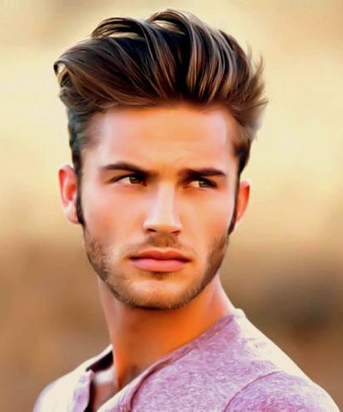 Stupendous 1000 Images About Hairstyle On Pinterest Beards Men Hair And Short Hairstyles Gunalazisus