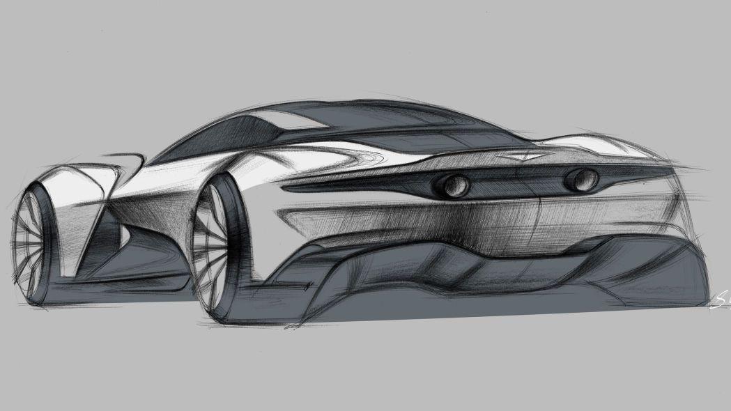 Aston Martin plans Vanquish mid-engine hybrid supercar