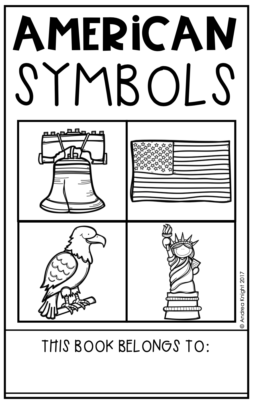 hight resolution of American Symbols Book for Children   American symbols book