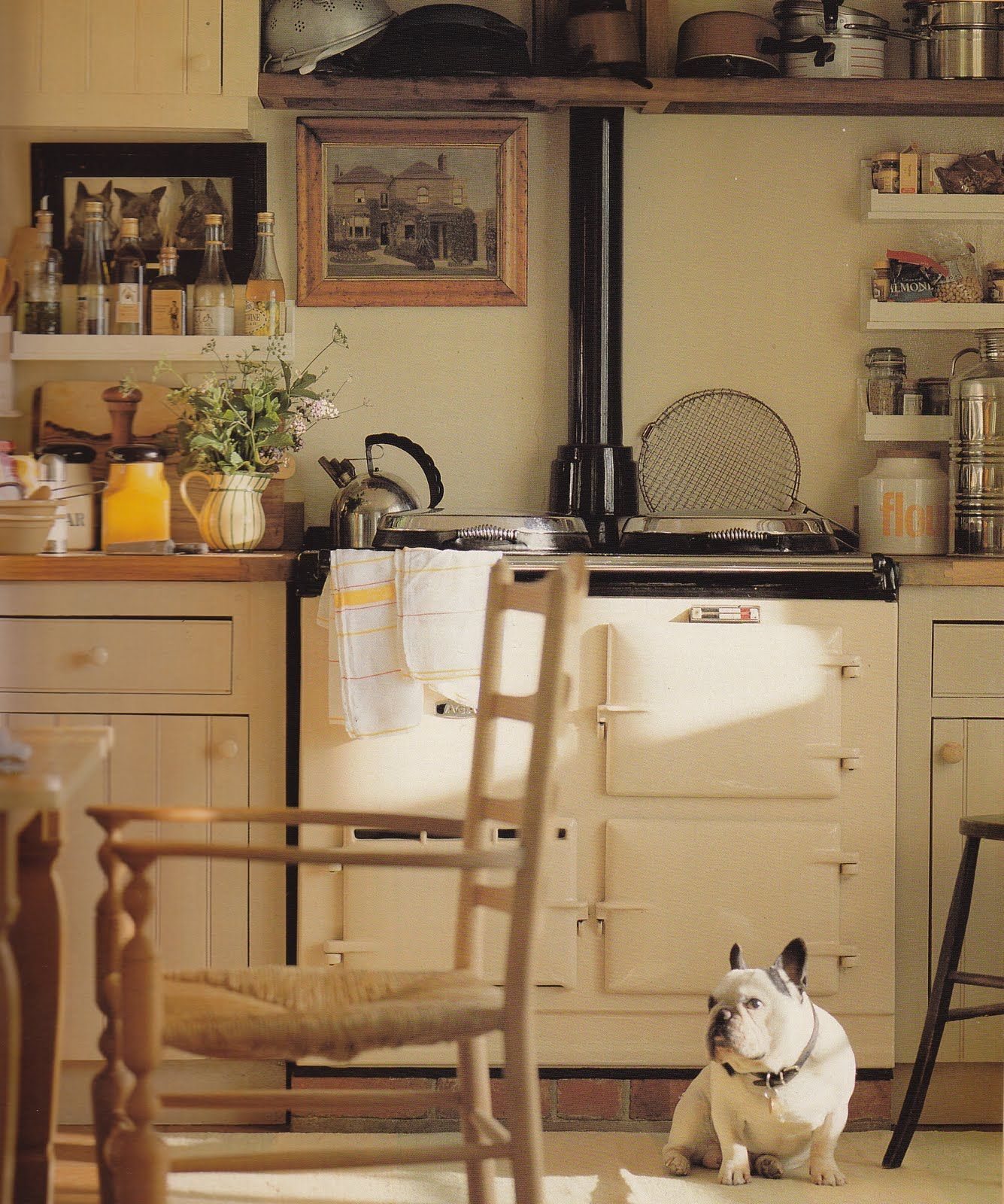 Cucina Cottage Inglese English Cottage Interiors English Cottages And A French Bulldog