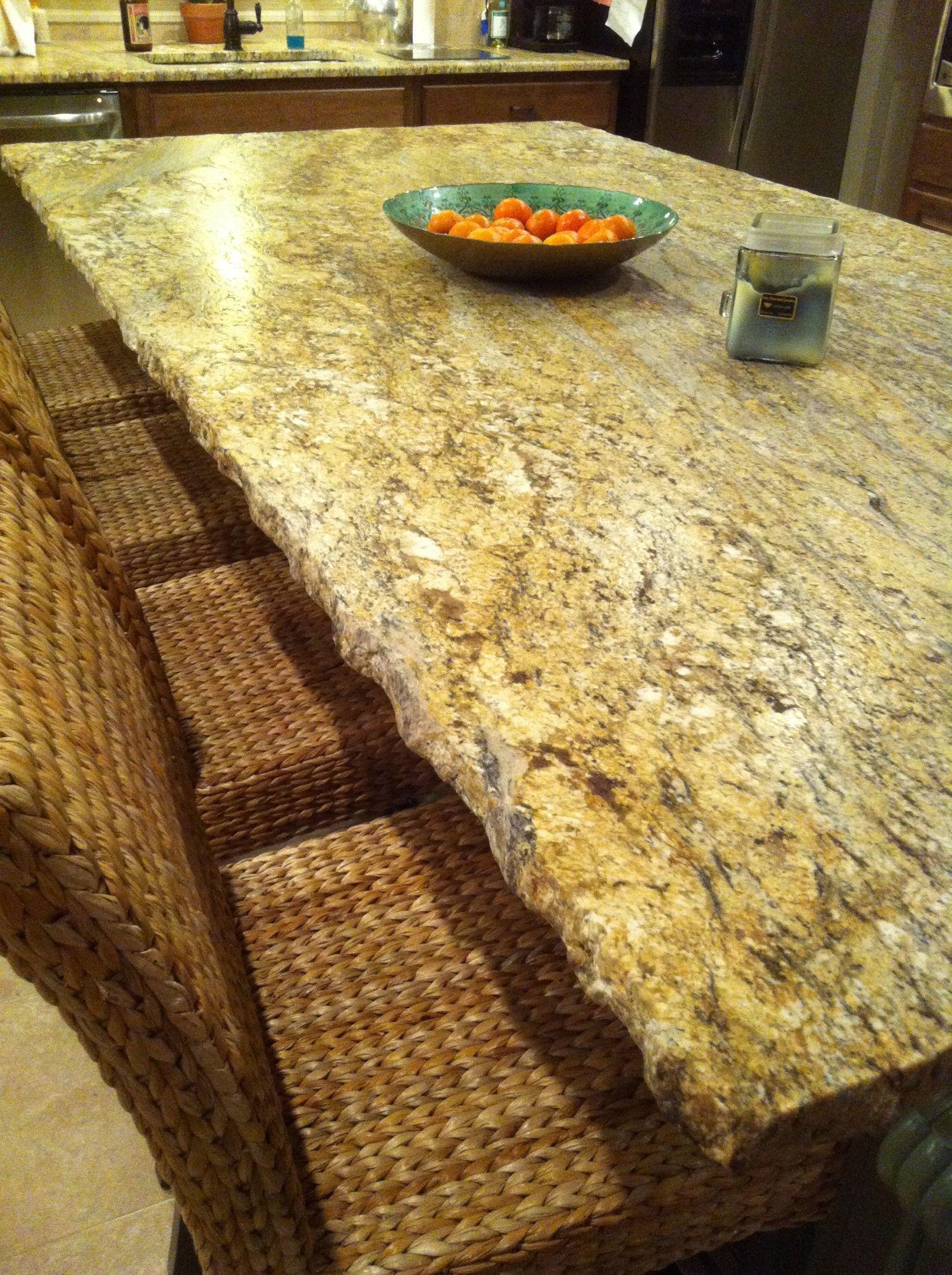 Granite Chiseled Edge Profile | Yellow River Granite