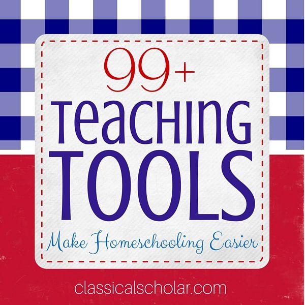 Teaching Tools & Homeschool Curriculum When I first started ...