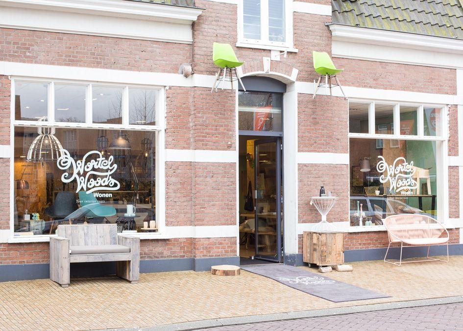 Wortelwoods wonen in Apeldoorn. Deze hippe design winkel is van ...