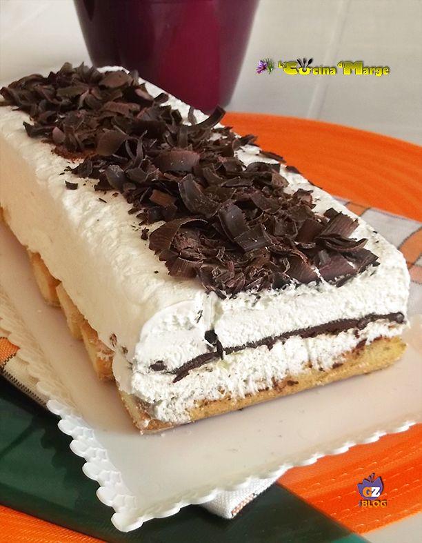 Semifreddo alla Nutella- senza colla di pesce un dessert speciale davvero buono e poi è anche facile da realizzare http://blog.giallozafferano.it/lacucinadimarge/semifreddo-alla-nutella-senza-colla-di-pesce/