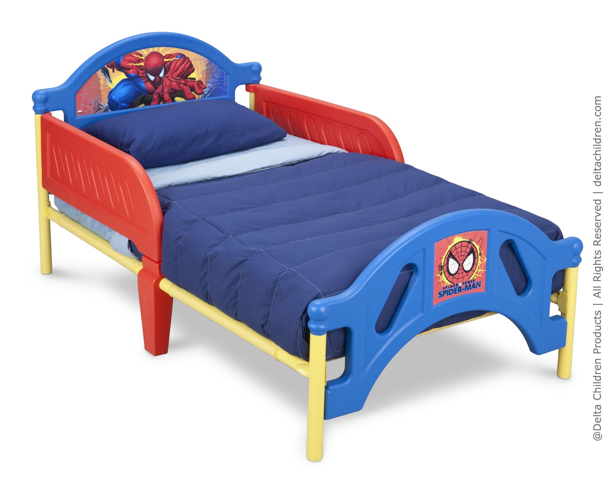 Character Toddler And Twin Beds Spider Man Toddler Bed Portable Toddler Bed Toddler Bed Spiderman Bed