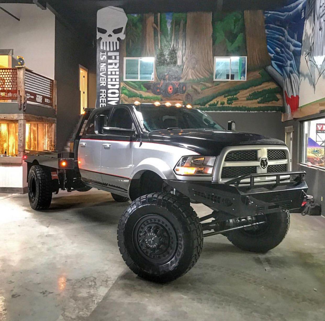 Dodge Ram Dodge Trucks Overland Truck Truck Flatbeds
