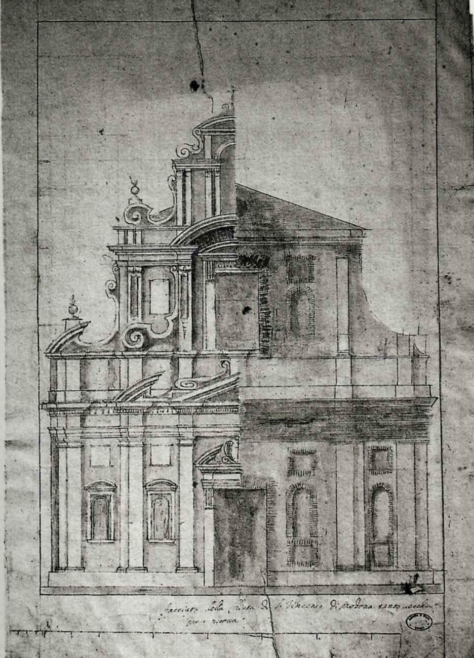 S. Maria Araceli, Vicenza, 1672-1680, Guarino Guarini | Rococo