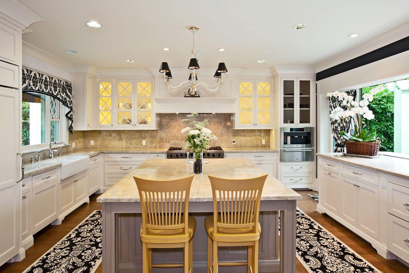 New Home Interior Design Stunning Decor Interior Design Kitchen Kitchen Inspirations Home Kitchens