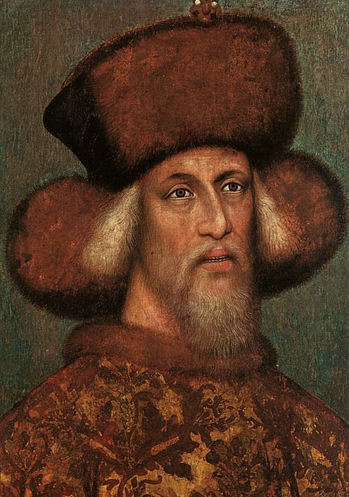Portrait of the Emperor Sigism...