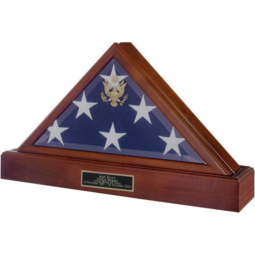 Star Legacy Vice Presidential Flag Case and Urn Pedestal Review Buy Now