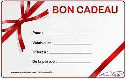 foto de Résultat d images pour modèle de certificat cadeau a imprimer Bon cadeau restaurant Bon