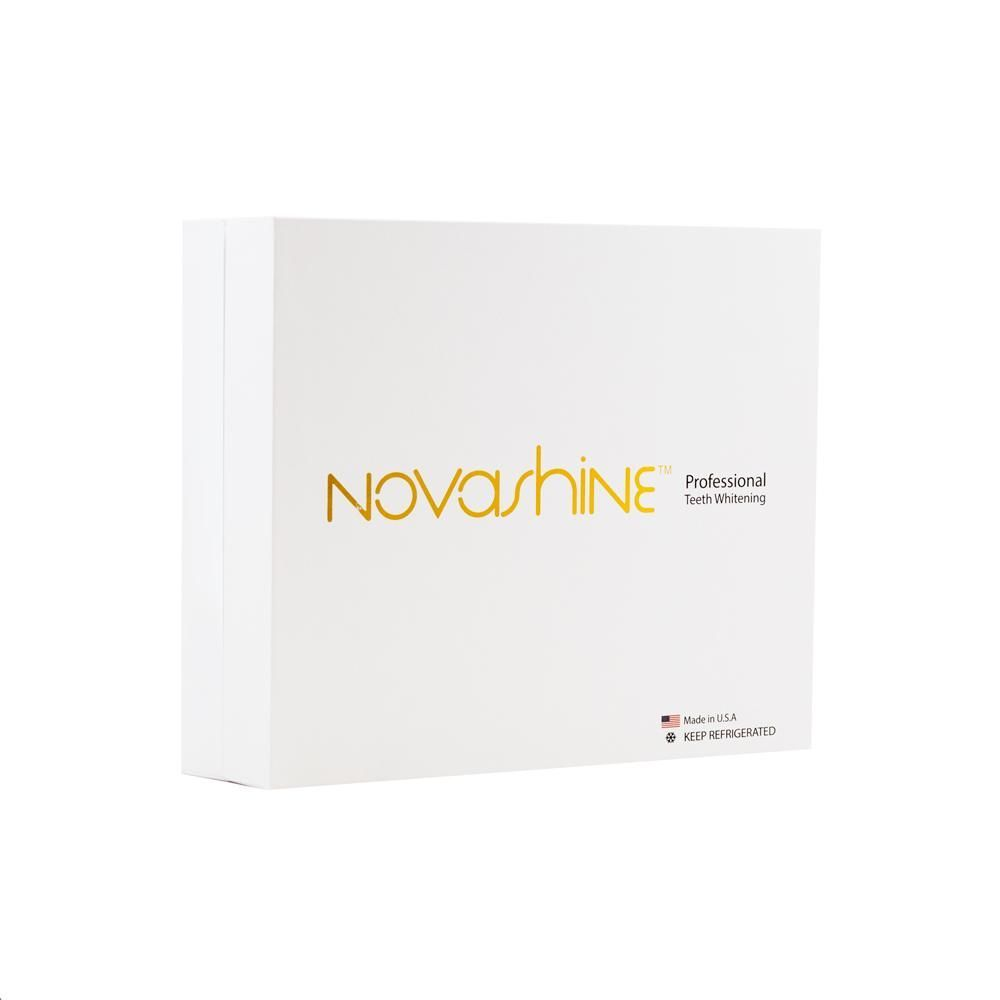 Novashine Teeth Whitening Kit #bestteethwhitening