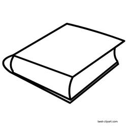 Black And White Book Clipart Free Book Clip Art Black And White Books Clip Art