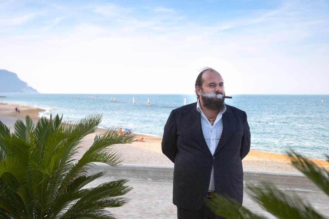 Emanuele Properzi - A Man and his Restaurant: La Cipolla d'Oro, Porto Recanati