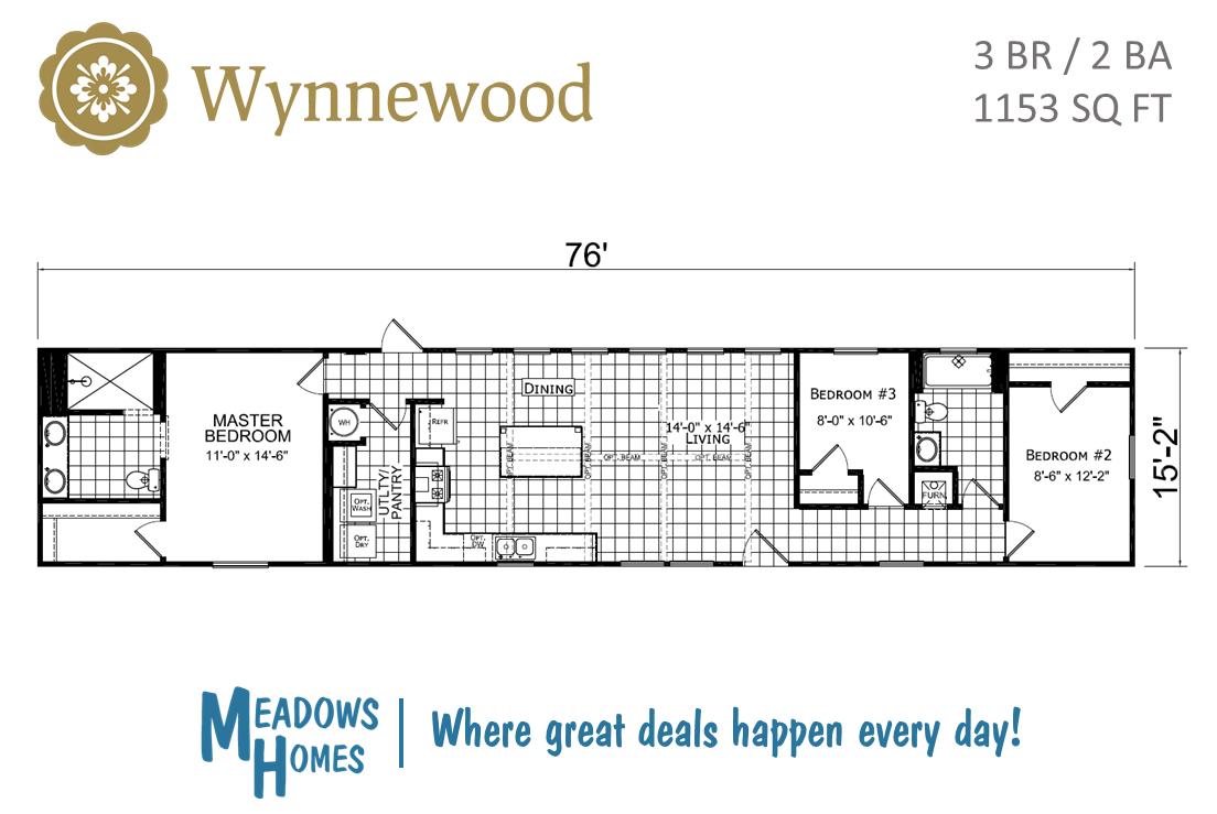 Wynnewood Meadows Homes