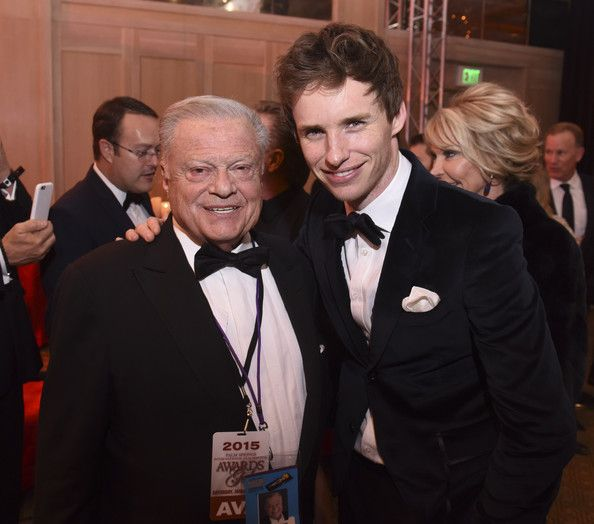 Eddie Redmayne Photos: 26th Annual Palm Springs International Film Festival Film - Festival Chairman Harold Matzner