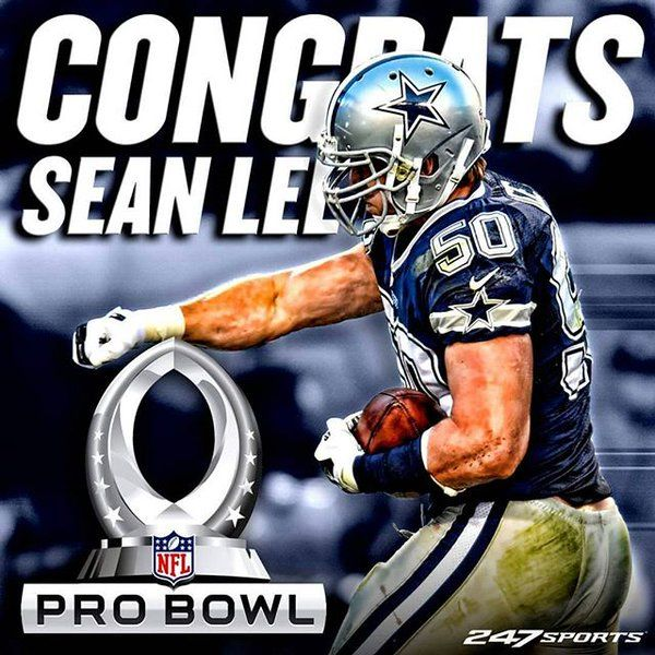 quality design f70fc c7450 Congratulations to Sean Lee for being named to the Pro Bowl ...