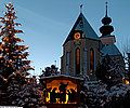 Best Place I have EVER spent Christmas . . . and I have gotten to do it twice!  St. Veit im Pongau, Austria!