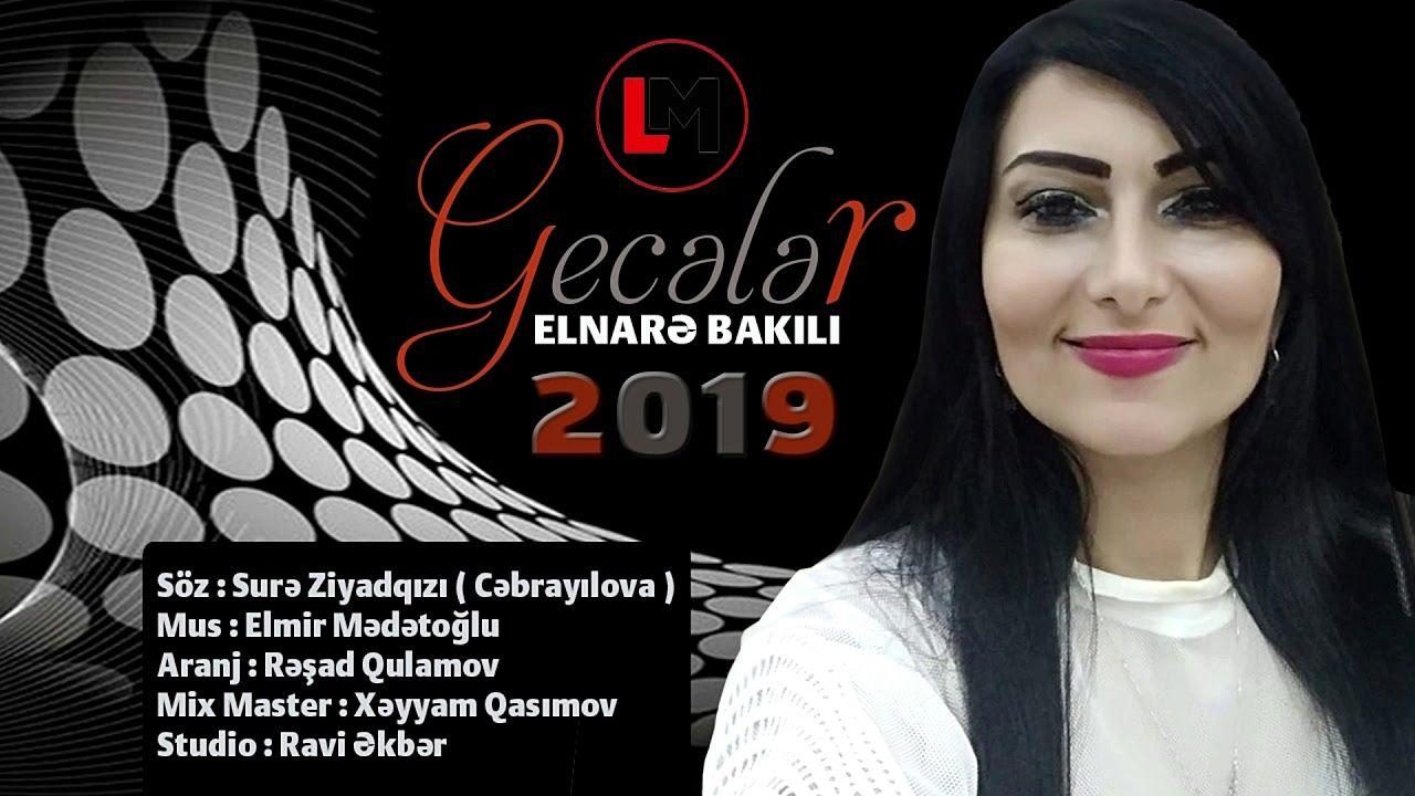 Elnarə Bakili Gecələr 2019 Eksqluziv Live Music Music