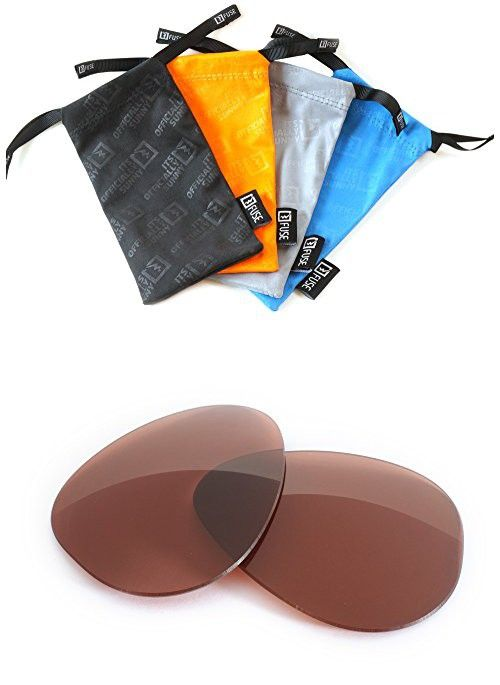 bafc1efe124b6 FUSE F30 Amber   Rose Tint Replacement Lenses for Oakley Caveat ...