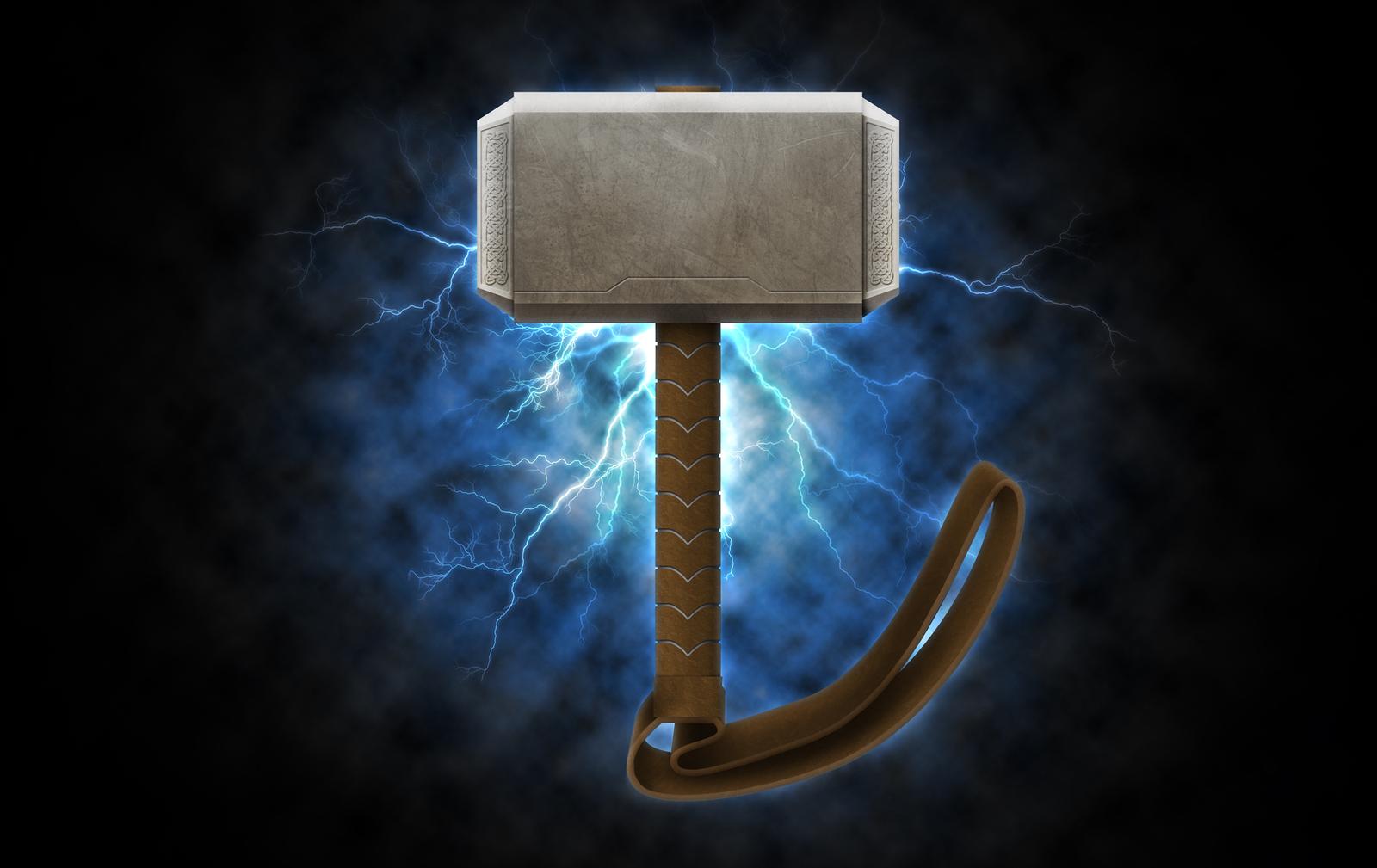 painting of thors hammer thor s hammer http fc00 deviantart net