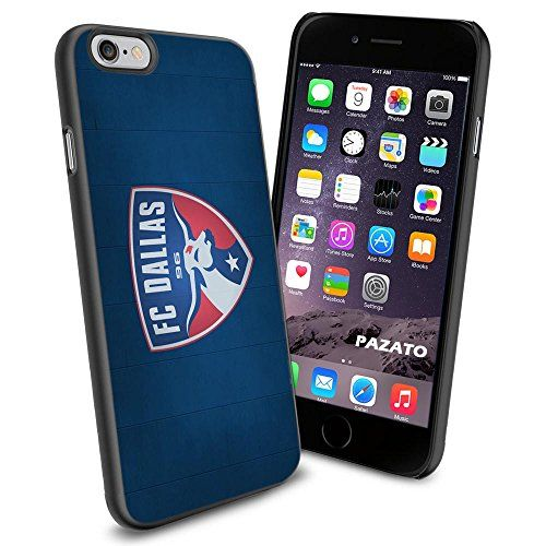 Soccer MLS FC DALLAS SOCCER CLUB FOOTBALL , Cool iPhone 6 Smartphone Case Cover Collector iPhone TPU Rubber Case Black Phoneaholic http://www.amazon.com/dp/B00U2SOBAU/ref=cm_sw_r_pi_dp_Tqinvb0VHVW42