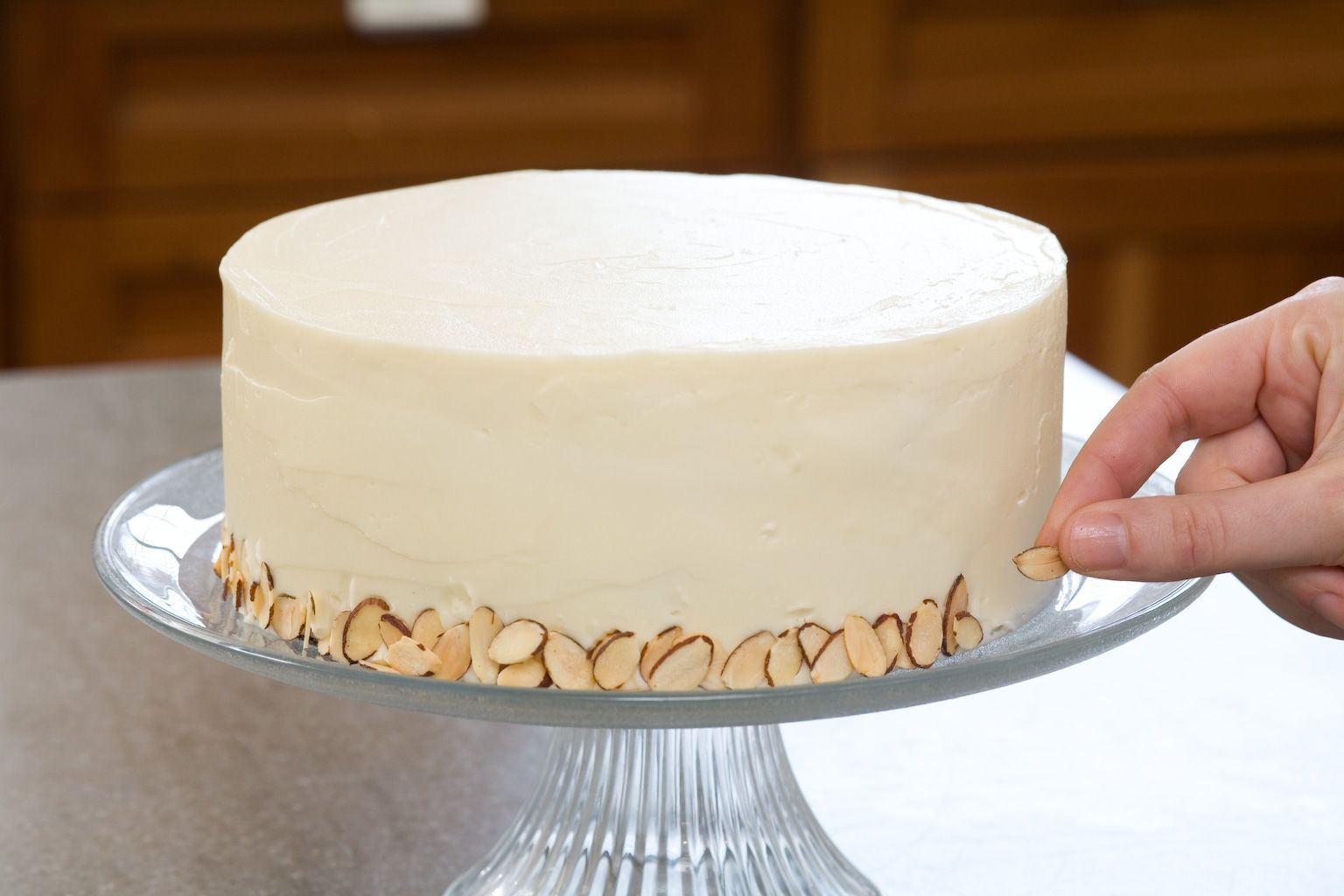 Secrets to Decorating Layer Cakes | America\'s Test Kitchen | My ...