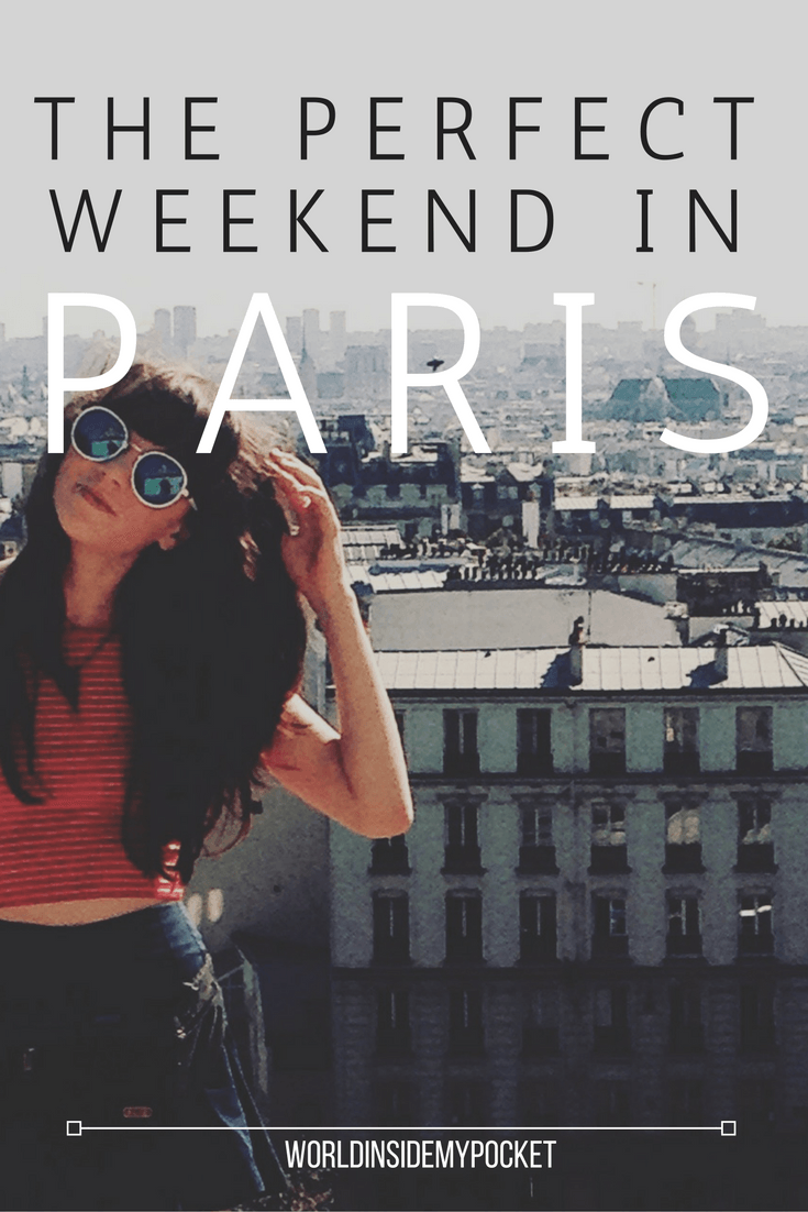Part 2 of my travel guide to Paris, the city of love: where to stay, where to go and where to eat!