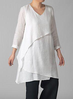 Ebay Flax Clothing Women S Size Plus Uk Google Search