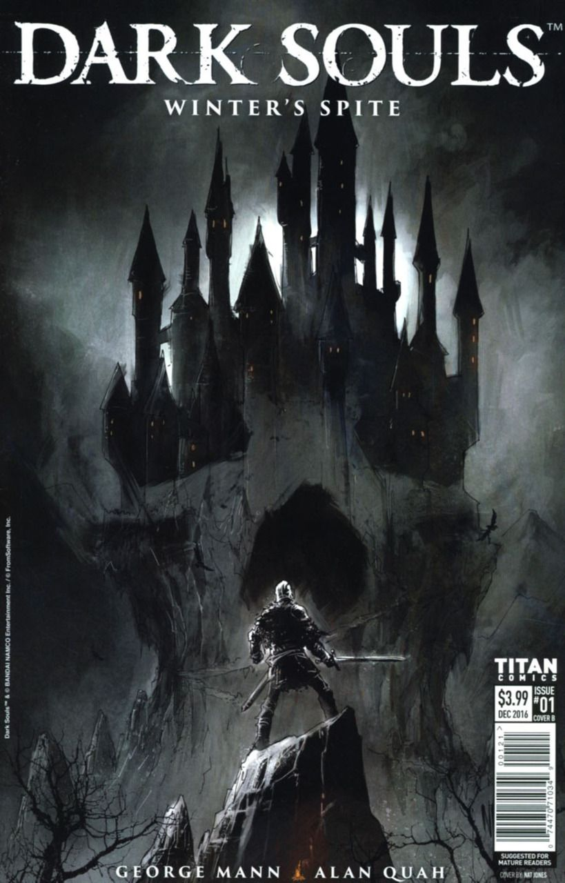 Dark Souls Winter S Spite 1 Issue Dark Souls Winters Dark
