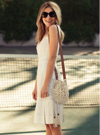 another little white summer dress