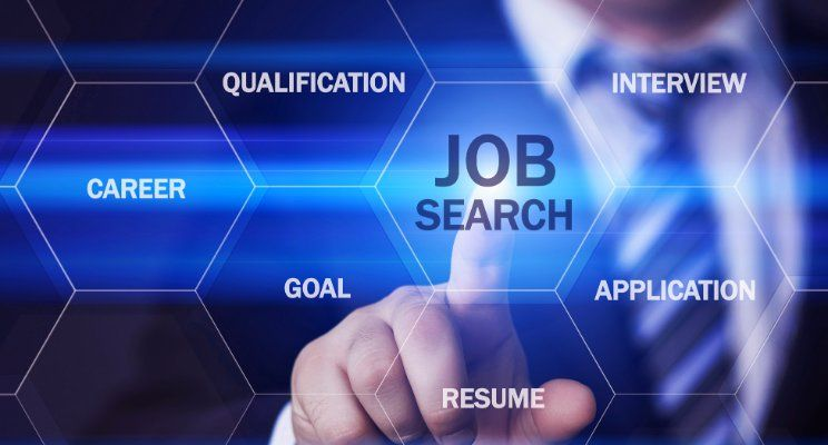 Four Kinds of Job Searches There are four kinds of job searches