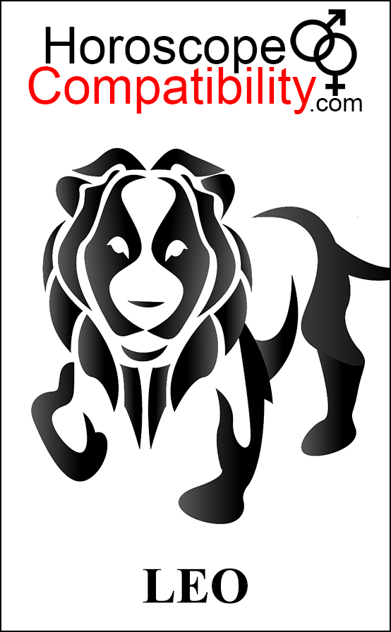 Leo Zodiac Sign Symbol Astrological Compatibility Matters Whats