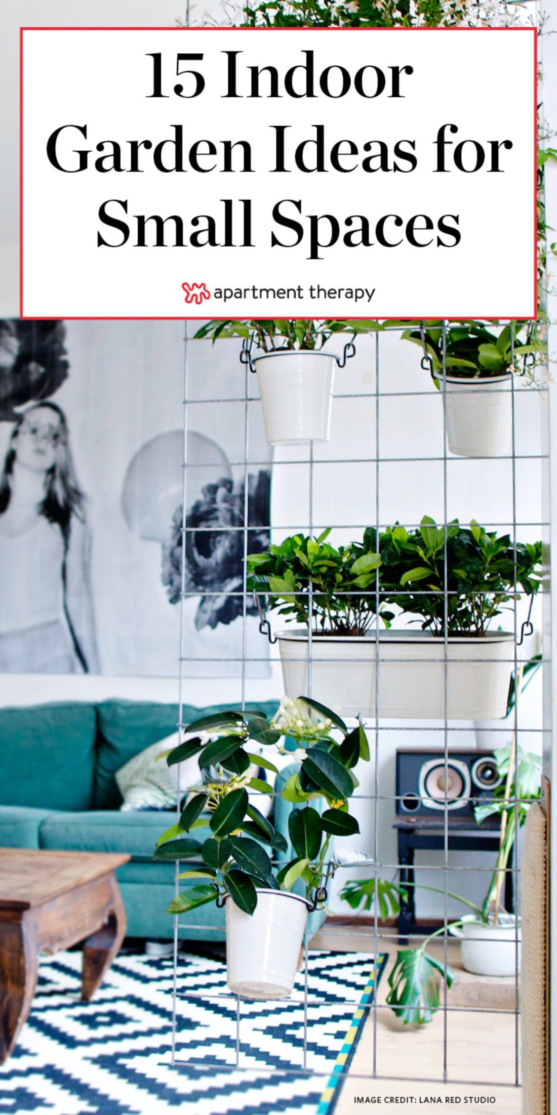15 Indoor Garden Ideas For Wannabe Gardeners In Small Spaces In