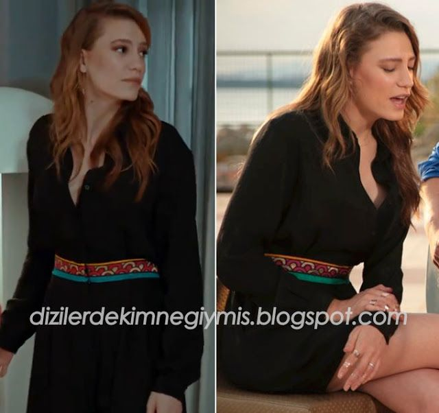 Photo of Who Wears What in the Series ??: Medcezir – Episode 77 (Final) Elb …