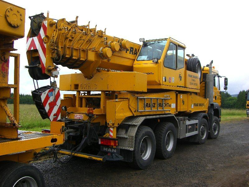 Man ormig trucks road transport vehicles