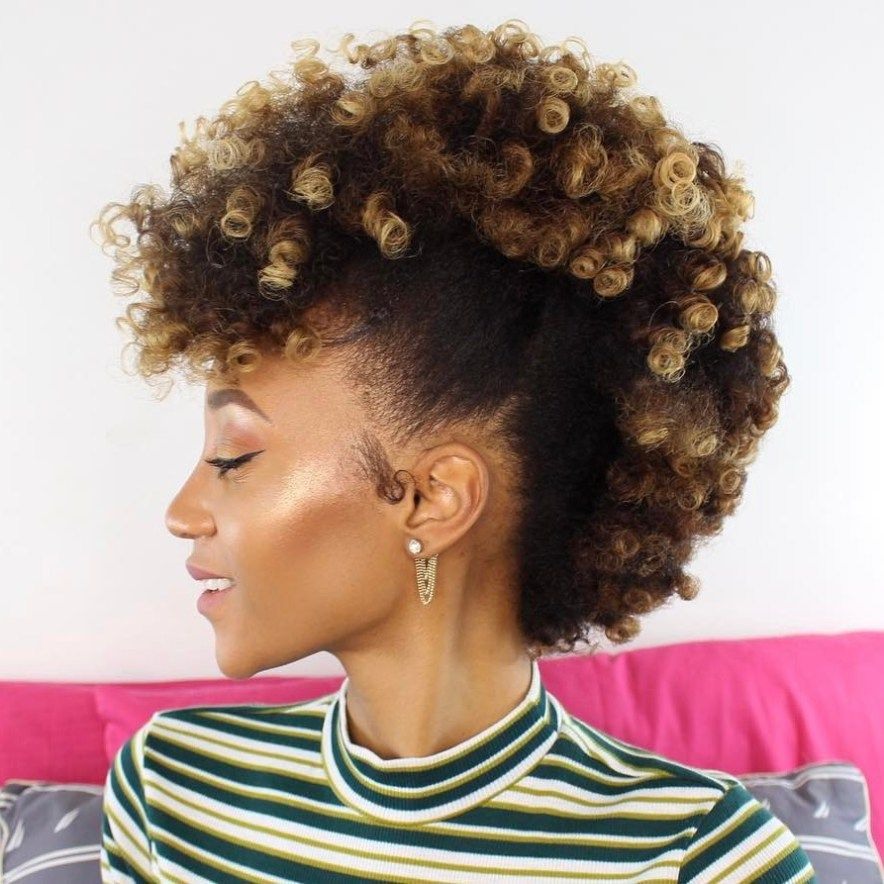 Pin On Short And Sassy African American Hair