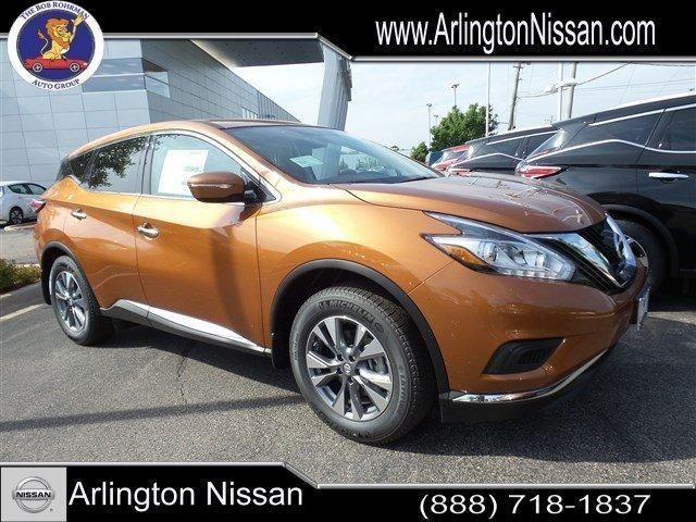 2015 Nissan Murano S | Bob Rohrman Arlington Nissan | 1100 W Dundee Rd,  Arlington
