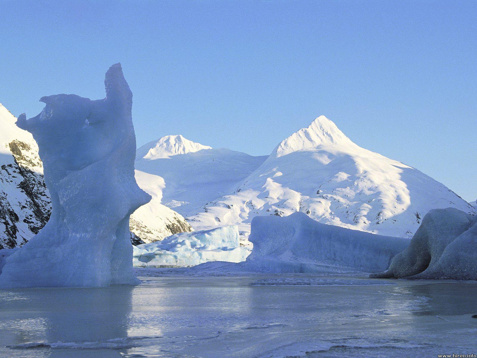 Icebergs Portage Glacier Alaska Alaska Glaciers Alaska Scenery 2085 users has viewed and downloaded this wallpaper. pinterest