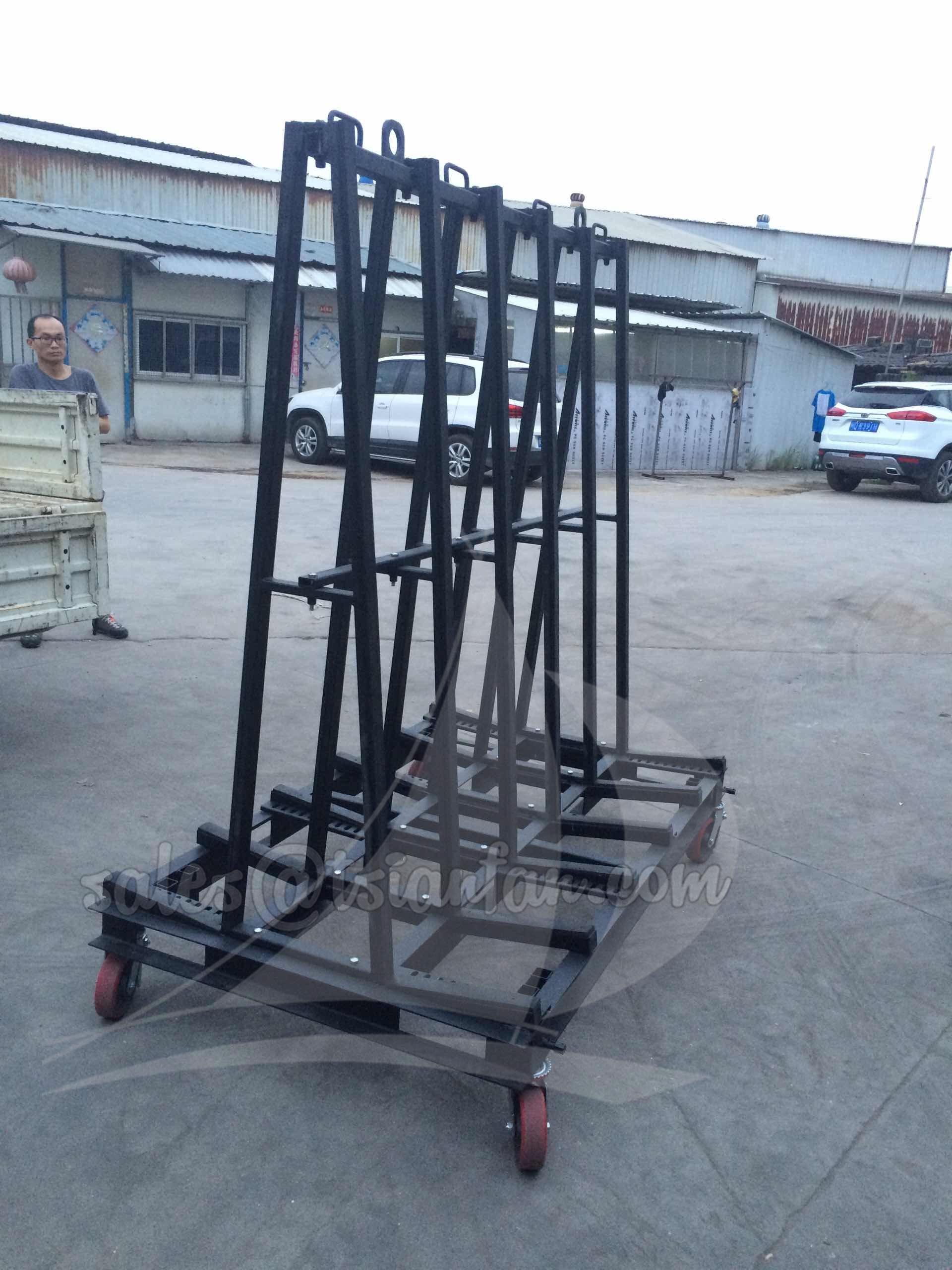 Glass Transport Rack - Stone Slab Transport Rack Designed for