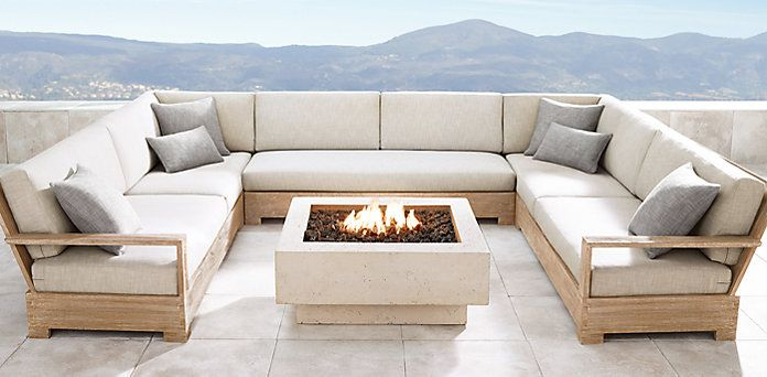Belvedere Collection Rh Outdoor Seating Outdoor Decor