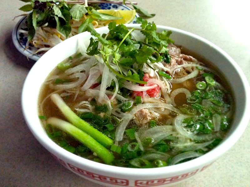 Vietnamese Chicken Pho Soup: A Healthier Alternative With ...