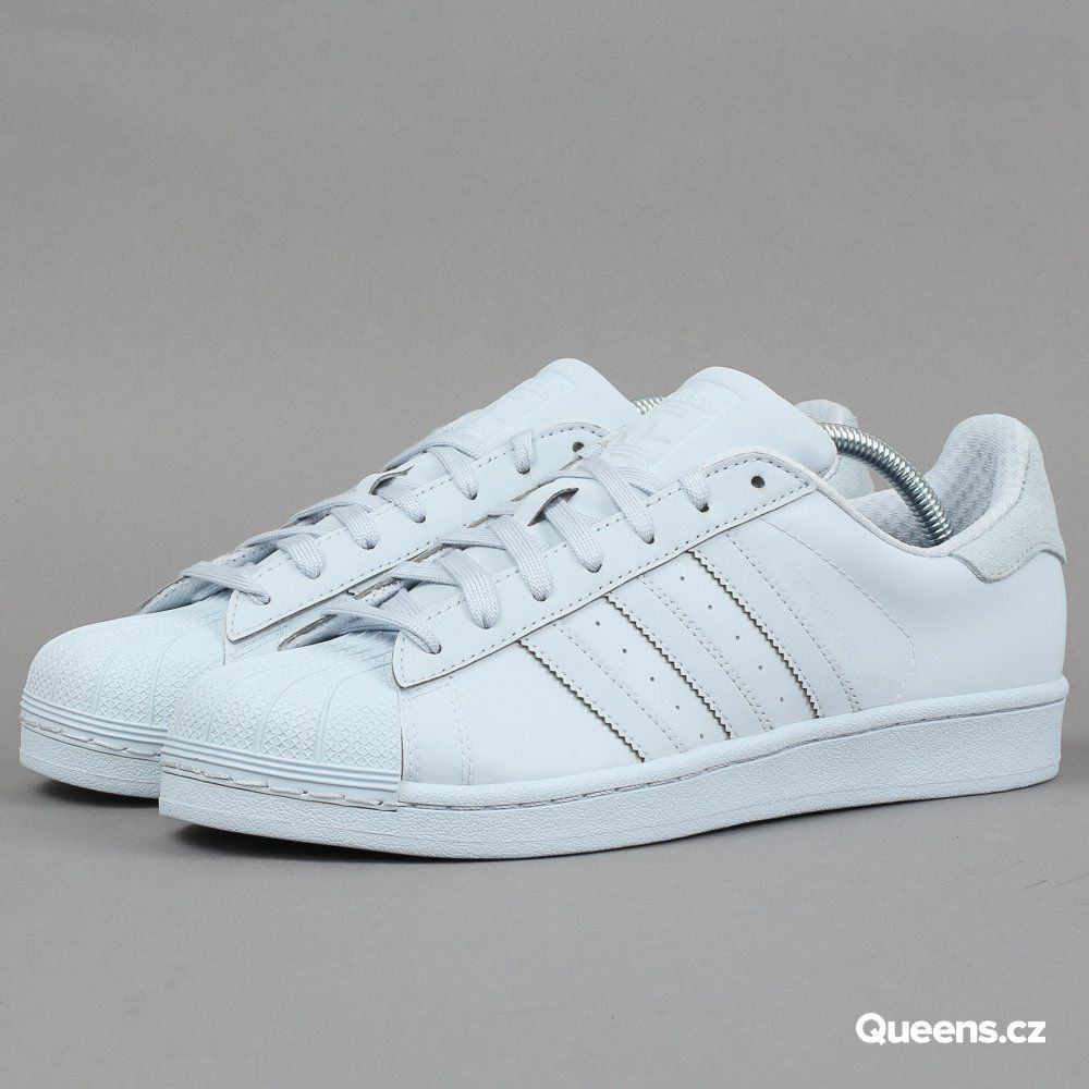 adidas superstar adicolor white