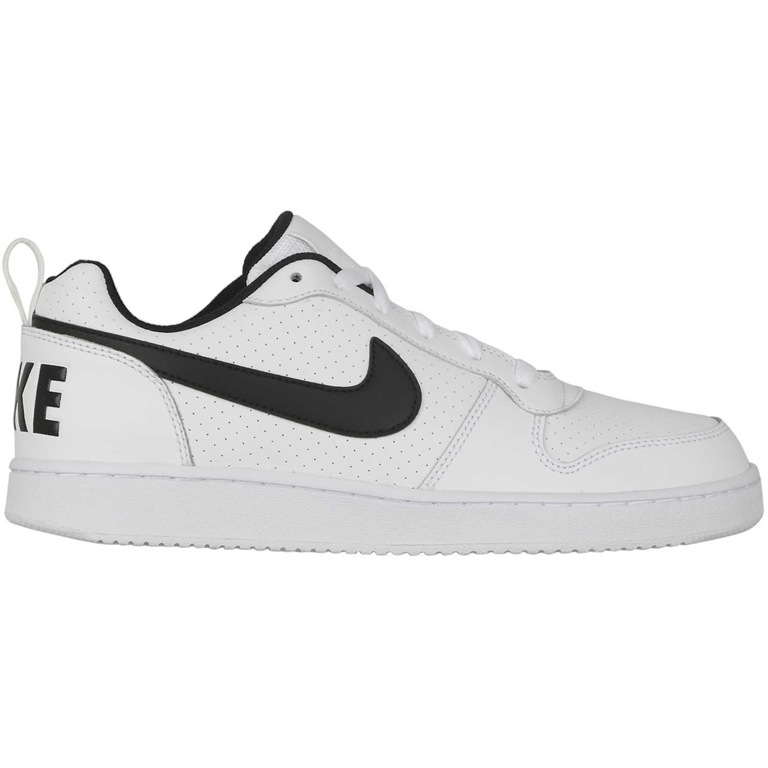 52aa37a9e02 Zapatilla de Hombre Nike Blanco   Negro recreation low Nike Men