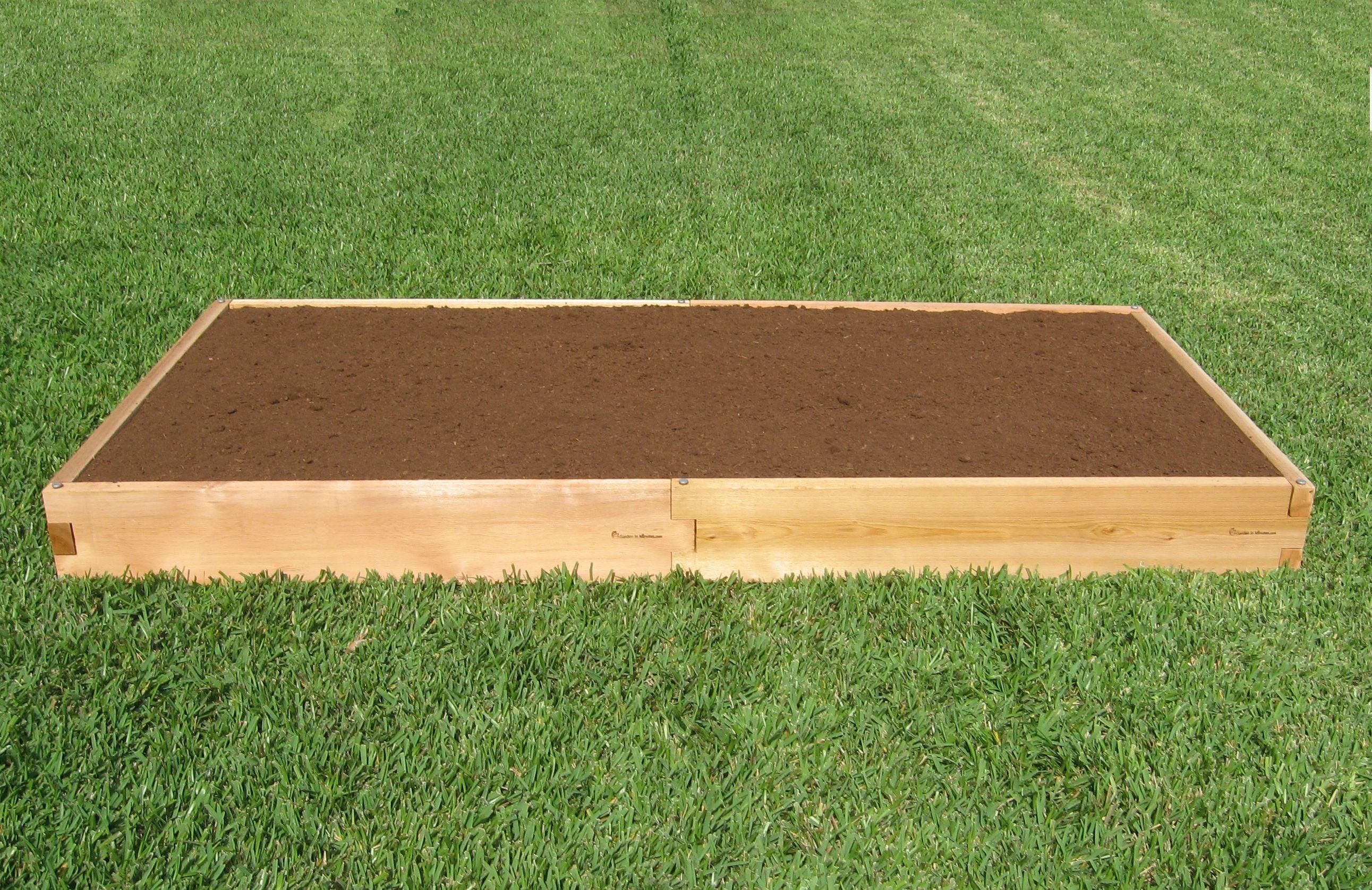 4x8 Raised Garden Bed by . Modular