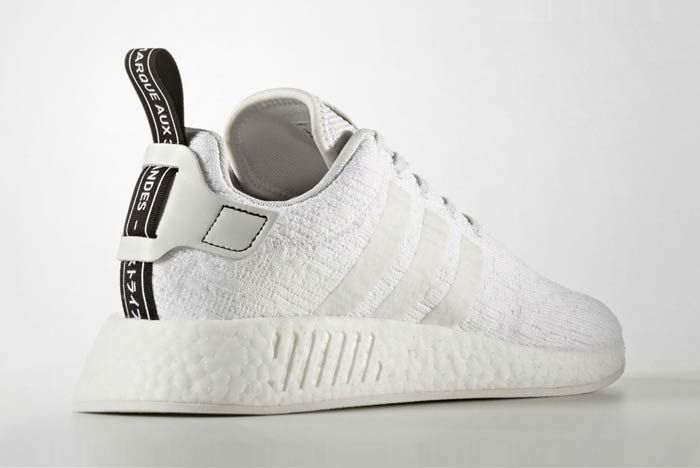 nmd all white r2 buy clothes shoes online