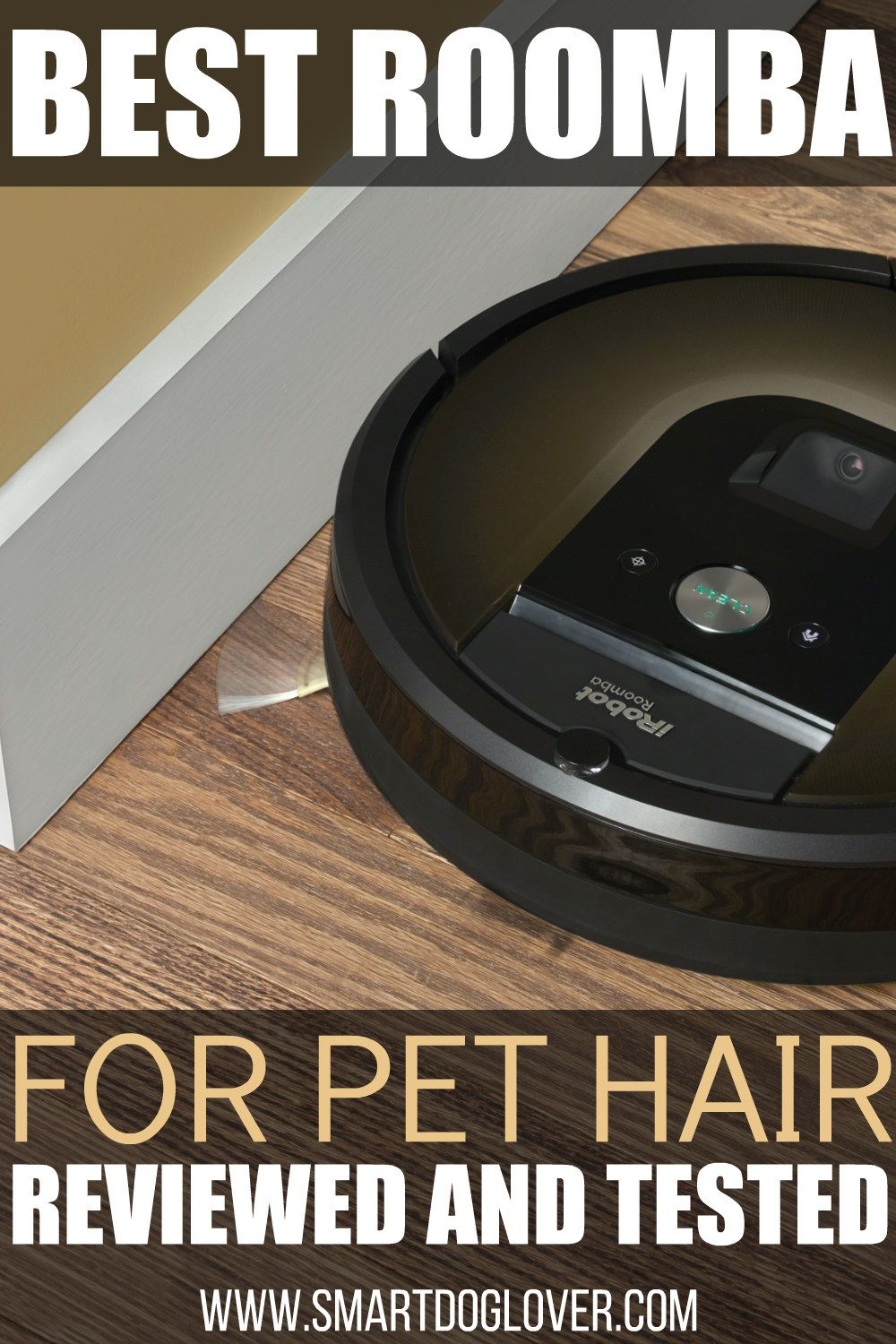 Best Roomba For Pet Hair January 2020 Buyer S Guide And